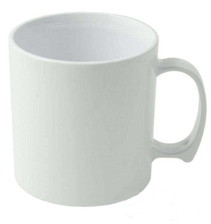 Children's plastic mugs with printing  - BC MUGS provides
